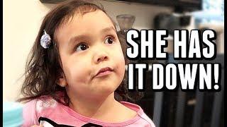 SHE HAS IT DOWN! - September 19, 2017 -  ItsJudysLife Vlogs