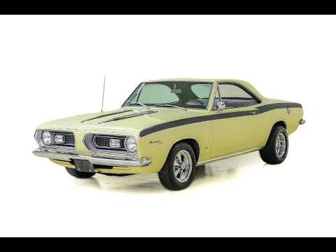Video of '67 Barracuda - LP0Q