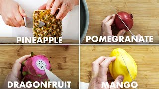 How To Slice Every Fruit | Epicurious