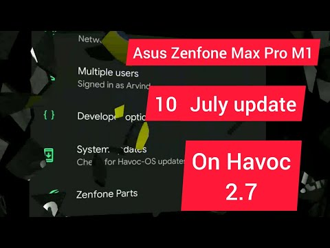 Download How To Manually Update Asus Zenfone Max Pro M1 Video 3GP
