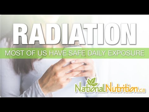Natural Health Reviews - Radiation Exposure