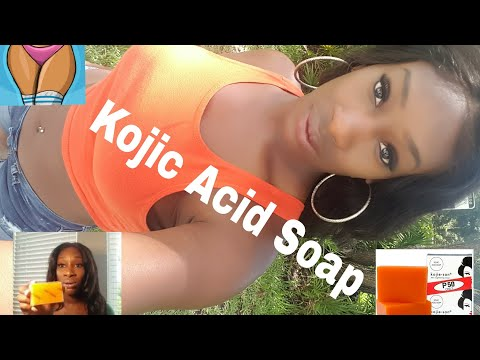 Review of bikini area: Kojic Acid Soap FAIL