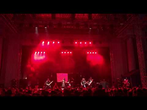 Chaos Magic ft Caterina Nix (Live at Arenele Romane, Bucharest, Romania, 15.09.2019)