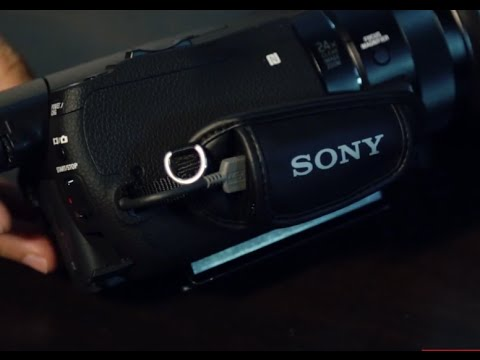 Prueba Sony HDR CX900