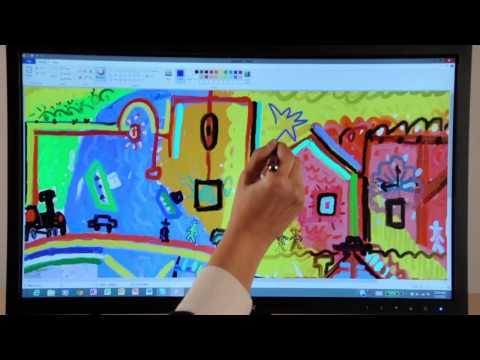 ViewSonic LED Display TD2220-2