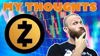 Zcash - $ZEC - My Thoughts