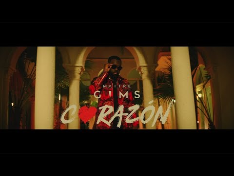 GIMS - Corazon ft. Lil Wayne & French Montana (Clip Officiel)