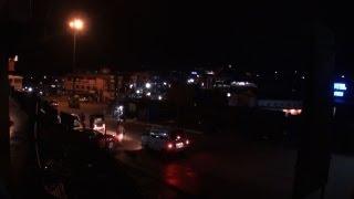 Madikeri Town at Night