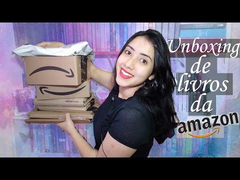 ?UNBOXING? | Livros acumulados | ??Amazon | Leticia Ferfer | Livro Livro Meu