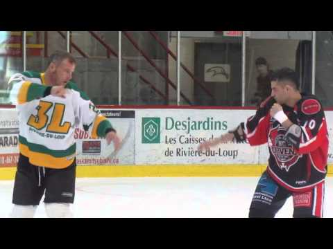 Guillaume Coudé-Tremblay vs Ryan Murphy