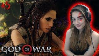 THE WITCH! - God of War Gameplay Walkthrough - Part 5