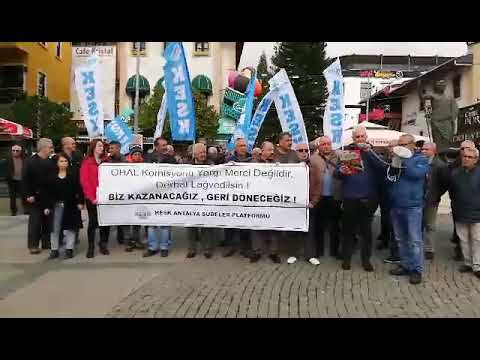 KESK Antalya Şubeler Platformu;