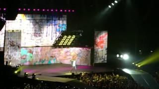 Chris Brown - Intro + Fine by me ( Accor Hotel Arena - Live Paris 2016 )