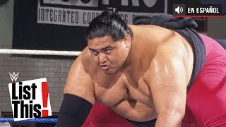 Las Superestrellas más masivas en la historia de WWE: List This!