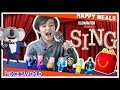 SING Movie McDonald's Happy Meal Toys 2016 - Toys for Kids - Pierce'sWorld