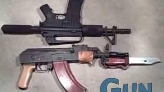 AK47 Pistol Vs AR15 Pistol