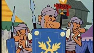 Asterix The Gaul Movie Part 1