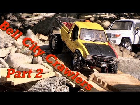 Apps Mills Part 2 With Bell City Crawlers And Scale Town - RC CWR