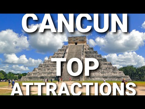Cancun – 7 Top Attractions HD