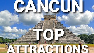 preview picture of video 'Cancun - 7 Top Attractions HD'