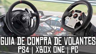 Guía de compras de volantes (2015) || PS4 | XBOX One | PC