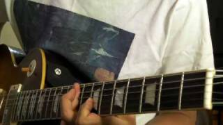 Cheater of the Year-Evan Taubenfeld(guitar cover)