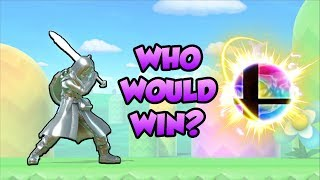 Can Final Smashes BEAT Hero's Kaclang?! - Mythsmashers #13 (Smash Ultimate)