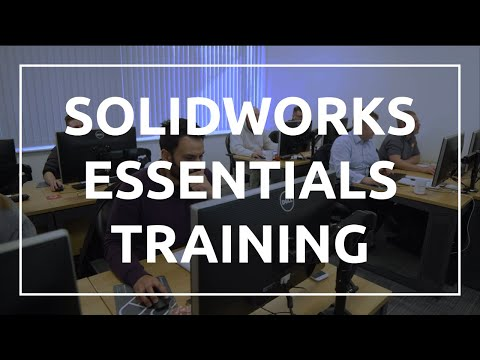 Introduction to SOLIDWORKS Essentials course