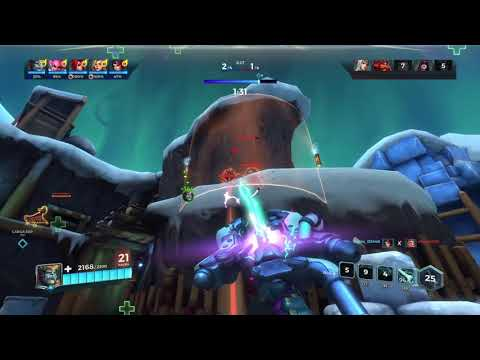 THE BEST GRHOK IN US PALADINS COMPETITIVE