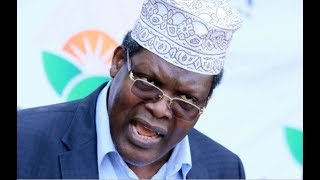Self proclaimed NRM general Miguna Miguna is set to come back