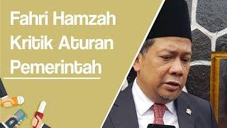 Pelapor Korupsi Akan Diberi Imbalan Rp200 Juta, Fahri Hamzah Nilai Akan Rugikan Negara