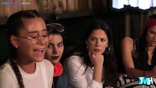 #After: Cami Gallardo En Un Encuentro Musical En Argentina