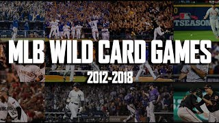 EVERY MLB WILD CARD GAME (HIGHLIGHTS)