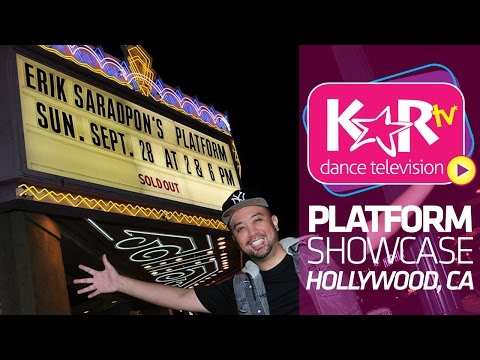 KARtv goes Behind-The-Scenes: Platform Choreography Showcase