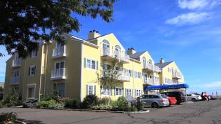 Saybrook Point, Inn, Spa and Marina, Connecticut, USA - Unravel Travel TV