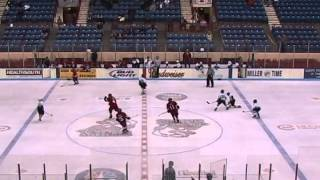 Ice hounds vs san angelo saints 01/04/2004 pee wee part 3
