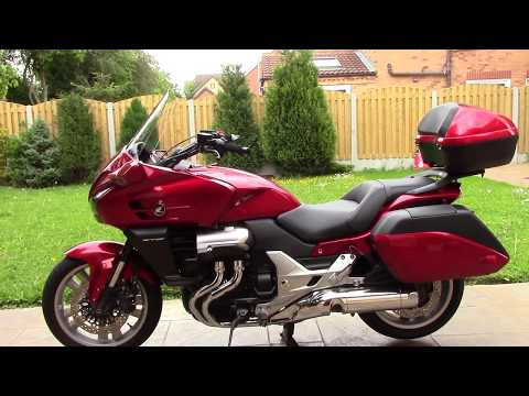 Honda CTX 1300 part 1