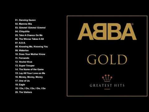 A B B A Greatest Hits Full Album - Best Songs Of A B B A Playlist 2021