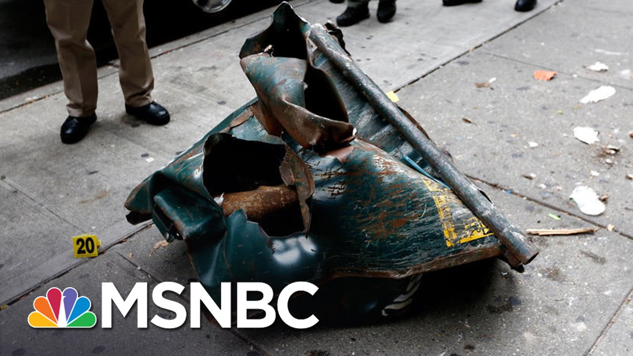 U.S. Attorney: Evidence Shows NY/NJ Bombings 'Premeditated' | MSNBC thumbnail