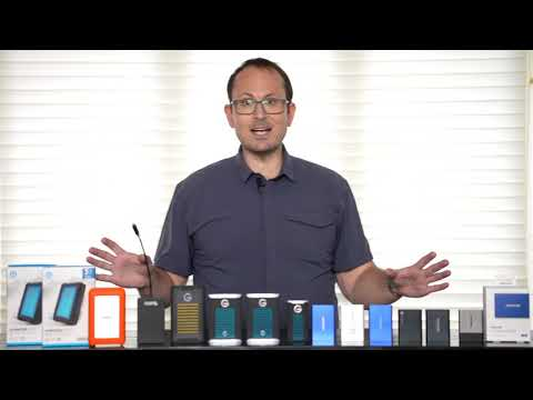 Let's Talk About Backup - SSDs, HDDs & the cloud