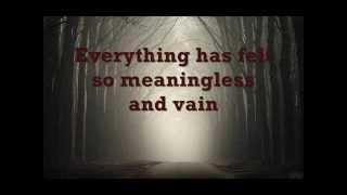 Sentenced - Cross my Heart and Hope to Die (Lyrics)