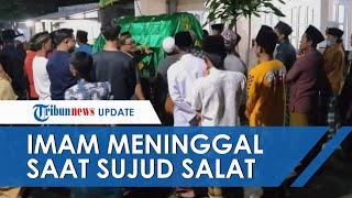 Sosok Shopian, Guru Ngaji dan Imam Masjid di Malang yang Meninggal saat Sujud Salat Magrib