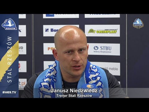 Wypowiedzi: Stal Rzeszów - Podhale Nowy Targ 2-1 [WIDEO]