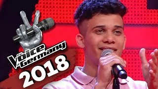 James Arthur   Naked (Abdullah Azad) | The Voice Of Germany | Blind Audition