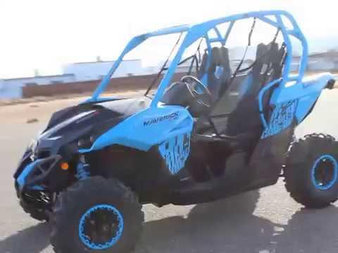 2018 Can-Am Maverick X XC in Kingman, Arizona