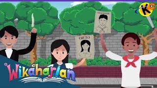 Grade 3 Filipino| Pagtataya | Wikaharian
