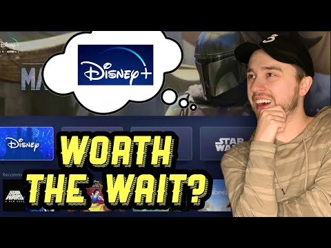 Disney+ Review | Is It Worth The Wait?