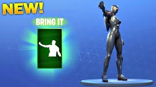 *NEW* BRING IT EMOTE! - Fortnite Battle Royale Item Shop July 9!