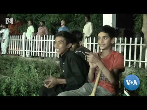 Cricket fans in Pakistan turn to night matches in Ramadan