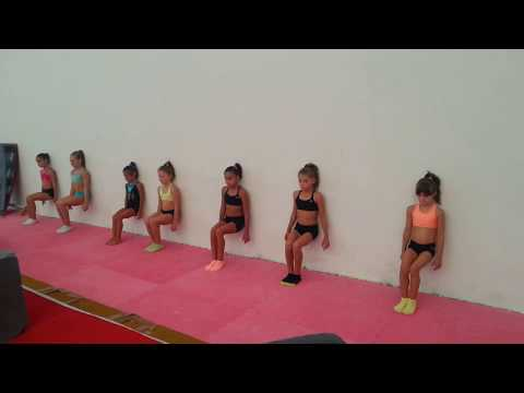 Ginnastica video per un portamento